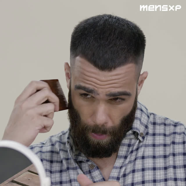 How to deal with Itchy beard